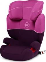Автокресло Cybex Free Fix 15-36 кг, Purple Rain
