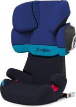 Автокресло Cybex Solution X2-Fix 15-36 кг, Blue Moon