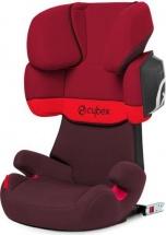 Автокресло Cybex Solution X2-Fix 15-36 кг, Rumba Red