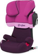 Автокресло Cybex Solution X2-Fix 15-36 кг, Purple Rain