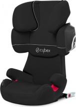 Автокресло Cybex Solution X2-Fix 15-36 кг, Pure Black