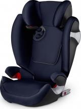 Автокресло Cybex Solution M-Fix 15-36 кг, Midnight Blue