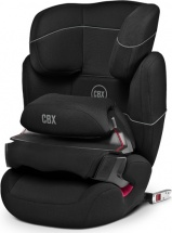 Автокресло Cybex Aura-Fix 9-36 кг Pure Black