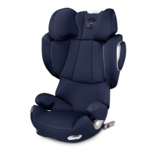 Автокресло Cybex Solution Q3-Fix 15-36 кг Midnight Blue