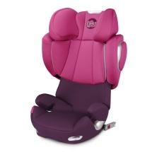 Автокресло Cybex Solution Q3-Fix 15-36 кг Mystic Pink