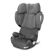 Автокресло Cybex Solution Q3-Fix Plus 15-36 кг Manhattan Grey