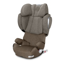 Автокресло Cybex Solution Q3-Fix Plus 15-36 кг Cashmere Beige