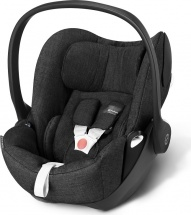 Автокресло Cybex Cloud Q Plus 0-13 кг Happy Black