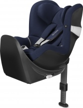 Автокресло Cybex Sirona M2 i-Size&Base 0-18 кг, Midnight Blue