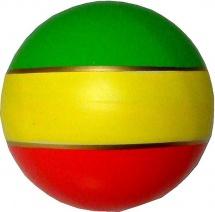 Мяч с полосой d=100 мм