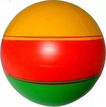 Мяч с полосой d=200 мм