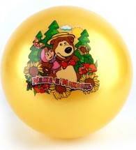 Мяч Играем Вместе Маша и медведь 23 см