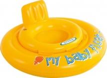 Круг Intex My baby float 70 см 6-12 месяцев 56585