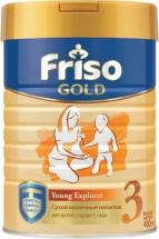 Сухая смесь Friso Фрисолак Gold №3 с 12 мес 400 г