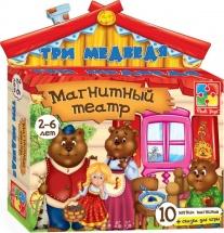 "Магнитный театр ""Три медведя"" Vladi Toys"
