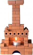 """Конструктор Brickmaster """"Печка"""" керамический 103 эл"""