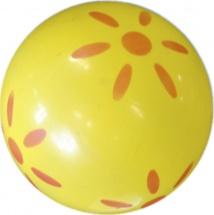 Мяч TashaToys с рисунком 14 см