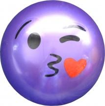 Мяч TashaToys Улыбка 16 см