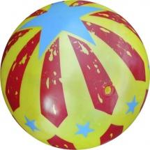 Мяч TashaToys Звездочки 22 см