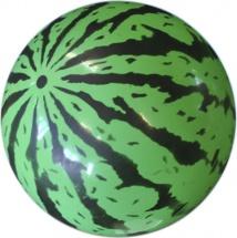 Мяч TashaToys Арбуз 22 см