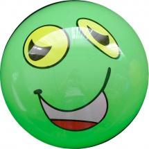 Мяч TashaToys Улыбка 25 см