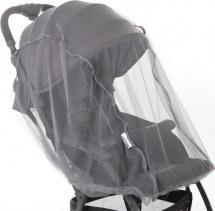 Москитная сетка Baby care Star для прогулочных колясок, серый