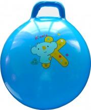 Мяч-попрыгун TashaToys  Гиря 55см