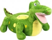 Пуфик TashaToys Крокодил
