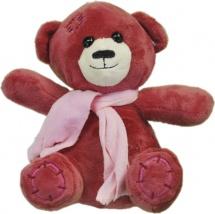 Мягкая игрушка TashaToys Медвежонок 17 см
