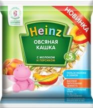 Каша Heinz молочная овсяная с персиком с 5 мес 30 г