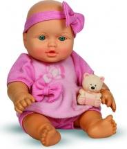 Кукла Весна Малышка с мишуткой