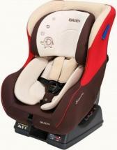 Автокресло Daiichi DualWell Season 2 до 18 кг Red