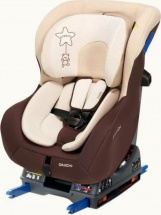 Автокресло Daiichi DualWell Season 2 Isofix до 18 кг Organic Beige