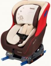 Автокресло Daiichi DualWell Season 2 Isofix до 18 кг Organic Red