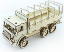 Конструктор Леммо тойс Военный грузовик