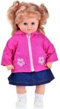 Кукла Весна Дашенька 10 мягконабивная со звуком