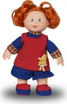 Кукла Весна Шурочка 2 мягконабивная