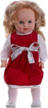 Кукла Весна Дашенька 16 мягконабивная со звуком