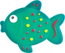 Мини-коврик Valiant Рыбка бирюзовый