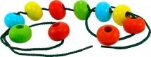 Шнуровка Alatoys Шайбы цветные