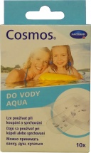 """Пластырь Hartman """"Cosmos Aqua"""" 10 шт 3 размер"""