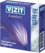 Презерватив Visit HI-TECH Comfort №3