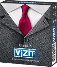 Презерватив Visit HI-TECH Classic №3