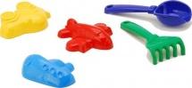 Песочный набор ColorPlast Кувшинка №4