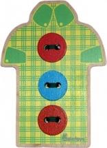 Шнуровка Alatoys Рубашка с пуговицами