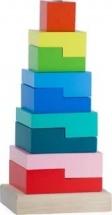 Пирамидка Alatoys Ступеньки №1