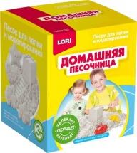 """Домашняя песочница Lori """"Морской песок"""" 0,5 кг"""