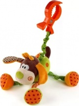 Подвеска Жирафики Пёсик Том с вибрацией