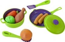 Набор посуды Mary Poppins Учимся готовить 9 предметов