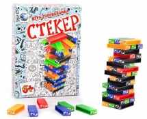 Настольная игра Стекер